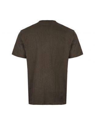 T-Shirt Johannes Pocket - Beech Green