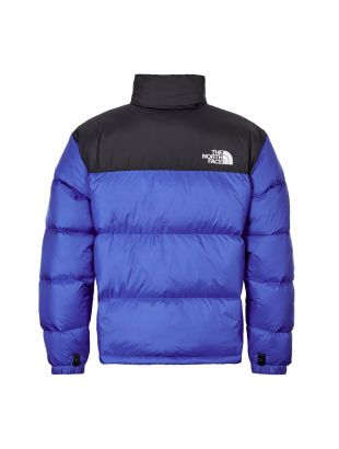 Nuptse Jacket – Royal Blue