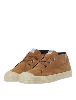 Star Chukka – Lion Brown Suede