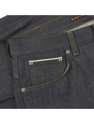 Sleepy Sixten - Dry Green Selvage