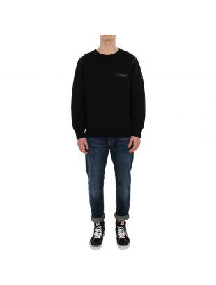 Sweatshirt - Dymo Black