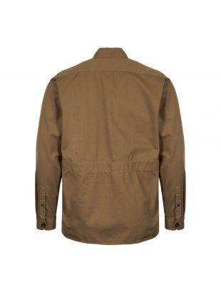 Overshirt Travel - Brown