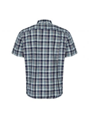 Short Sleeve Shirt – Blue