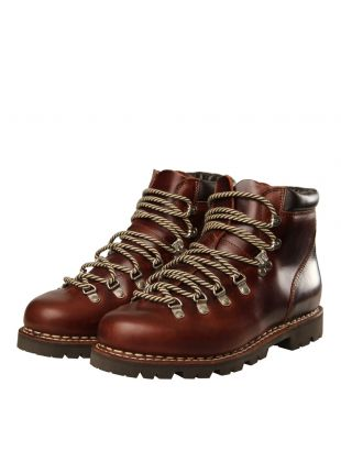 Avoriaz Boots - Brown