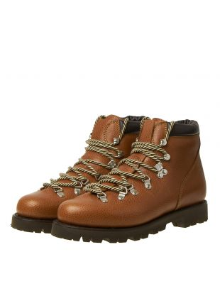 Avoriaz Boots - Tan Scotch