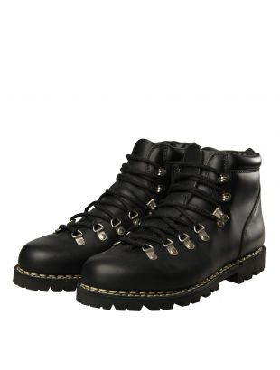 Avoriaz Boots - Black