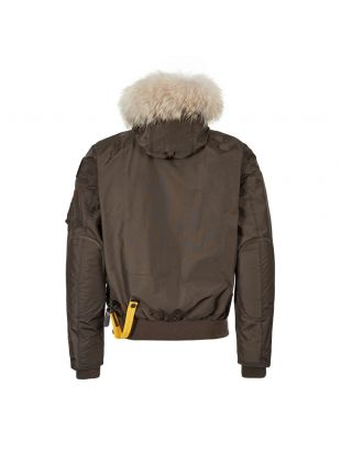 Gobi Jacket - Bush Green