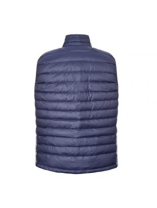 Down Gilet - Navy