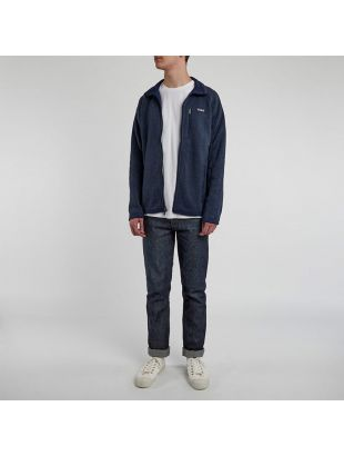 Jacket Better Sweater - Classic Navy