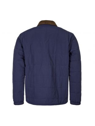 Isthmus Shirt Jacket – Navy