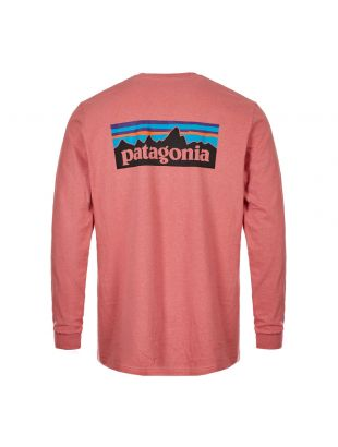 Long Sleeve T-Shirt P-6 Logo - Pink