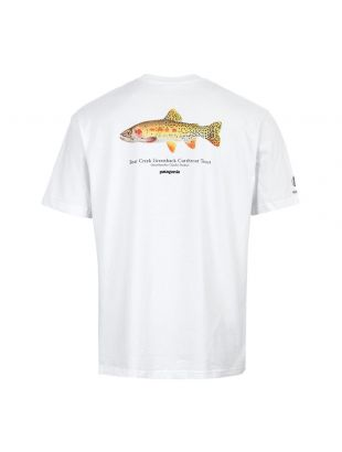T-Shirt World Trout Responsibili - White