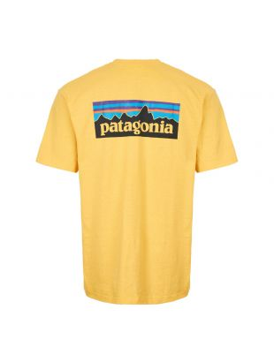 P6 Logo Responsibili T-Shirt - Summer Yellow