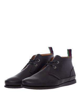 Cleon Boots - Black