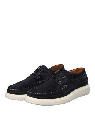 Seneca Shoe - Dark Navy