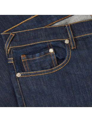 Tapered Fit Jeans - Indigo