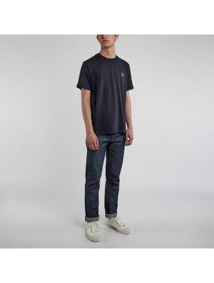 Zebra T-Shirt - Navy