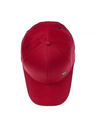 Cap Zebra – Red