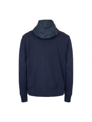 Hooded Sweat - Navy
