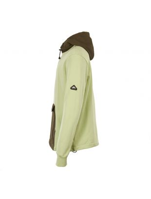 Hooded Sweat - Dusty Green