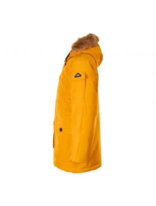 Parka - Hoosac Golden Yellow