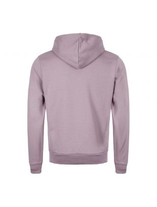 Hooded Sweat - Purple