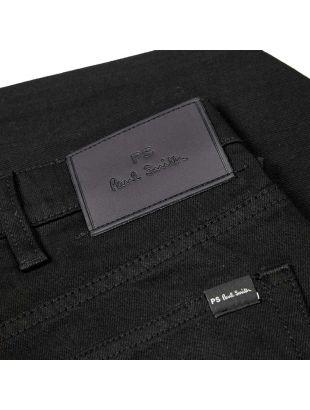 Jeans Slim Fit – Black