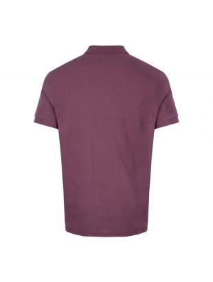 Polo Shirt - Aubergine