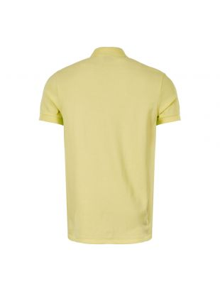 Polo Shirt – Lemon