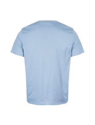 T-Shirt Zebra Logo - Cobalt Blue