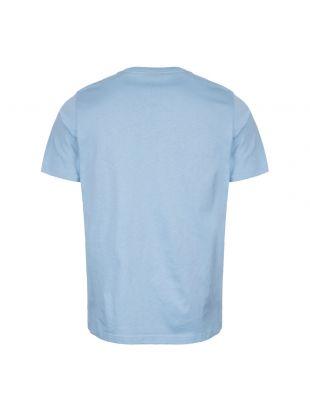 T-Shirt Zebra Cone - Cobalt Blue
