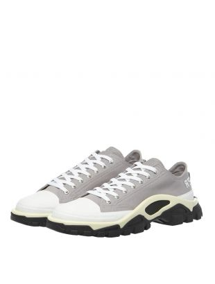 Detroit Runner Sneaker - Grey