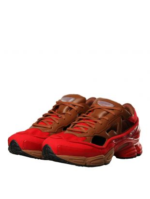 Replicant Ozweego Trainers - Scarlet / Brown