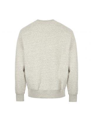 Sweatshirt Bear Logo - Grey