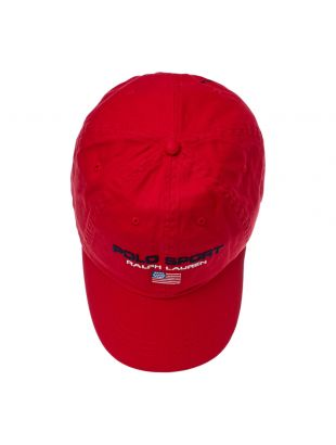 Cap Polo Sport – Red