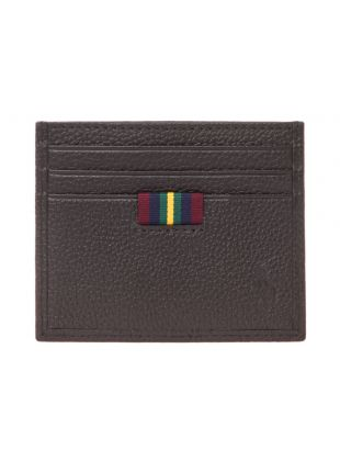 Card Holder Wallet - Brown