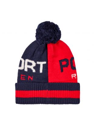 Bobble Hat – Red