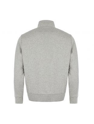 Half-Zip Sweatshirt - Grey