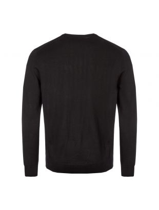 Sweater Crew Neck – Black