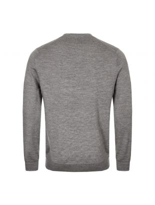 Sweater Crew Neck – Grey