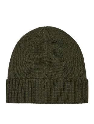 Hat Knitted – Green
