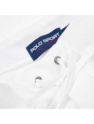 Shorts Polo Sport - White