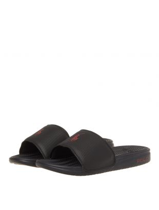 Sliders - Black