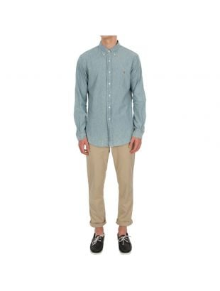Shirt - Chambray Denim