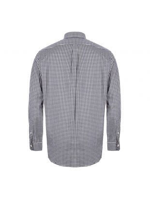 Shirt - Navy / White Check