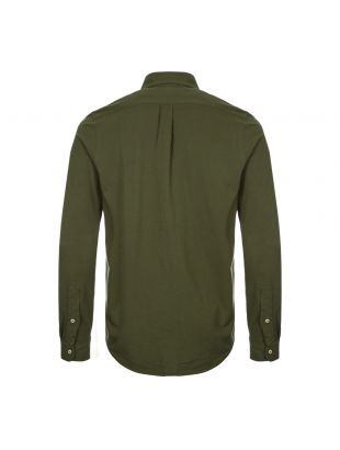 Button Down Shirt - Green