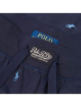 Sleepwear Slim Shorts - Navy