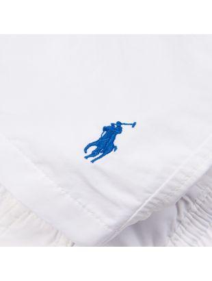 Swim Shorts - White