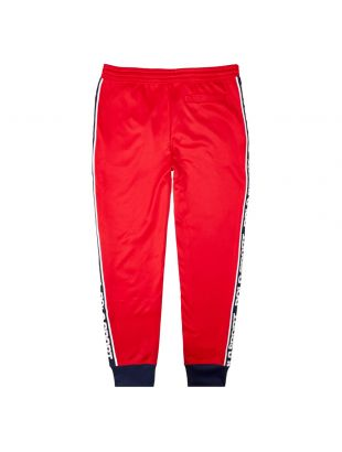 Track Pants – Red