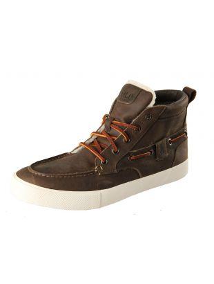 Tristen Boots - Grey